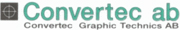 Convertec Graphic Technics AB Logo