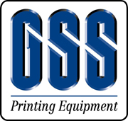 GSS Printing Equipment Logo